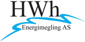 Logo, HWh Energimegling AS